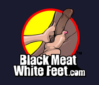 Free BlackMeatWhiteFeet.com username and password when you join WatchingMyMomGoBlack.com